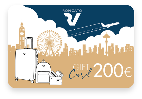 roncato gift card €200